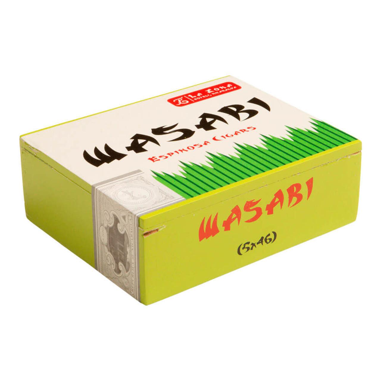 Espinosa Wasabi Corona Candela Cigars - 5.0 x 46 (Box of 10)