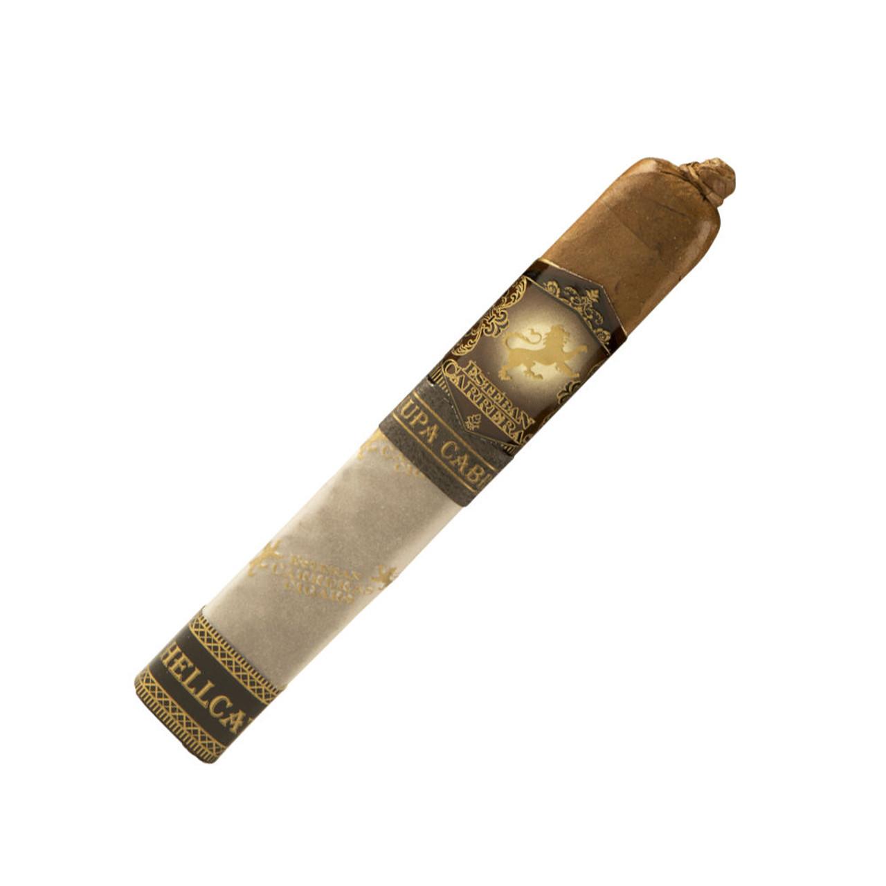 Esteban Carreras Chupacabra Hellcat Robusto Grande Cigars - 5.5 x 54 (Box of 10)
