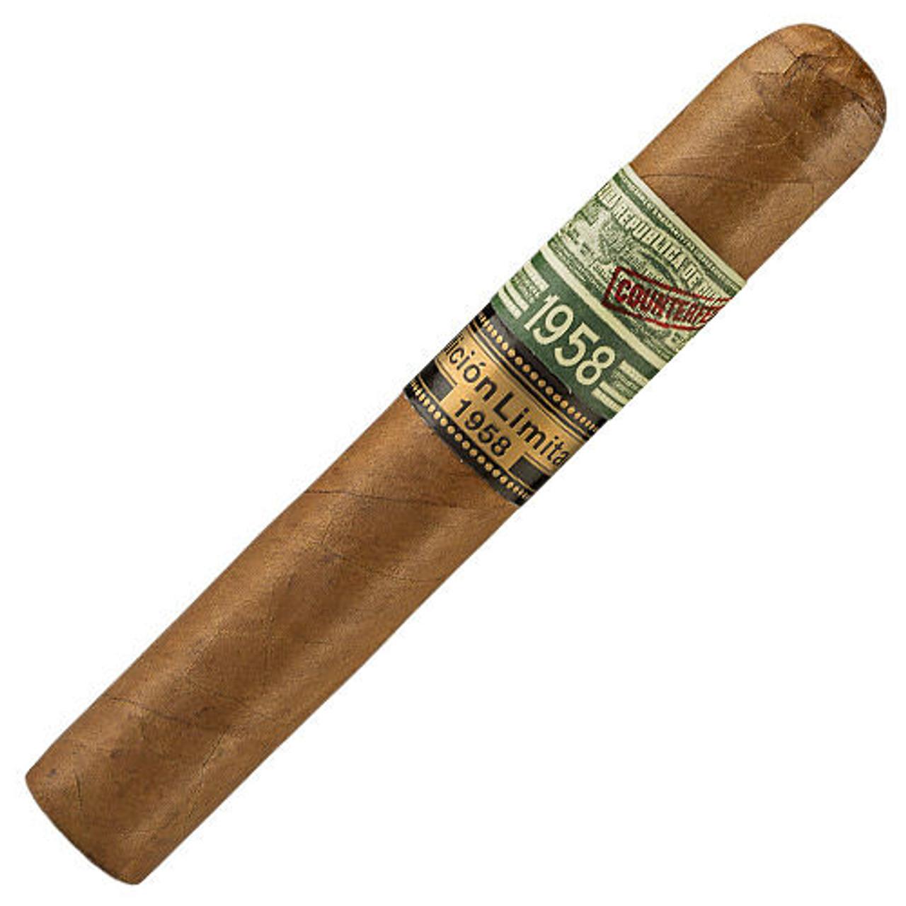 Genuine Pre-Embargo C.C. Sun Grown 1958 Epicure Cigars - 5.0 x 50 (Box of 25)