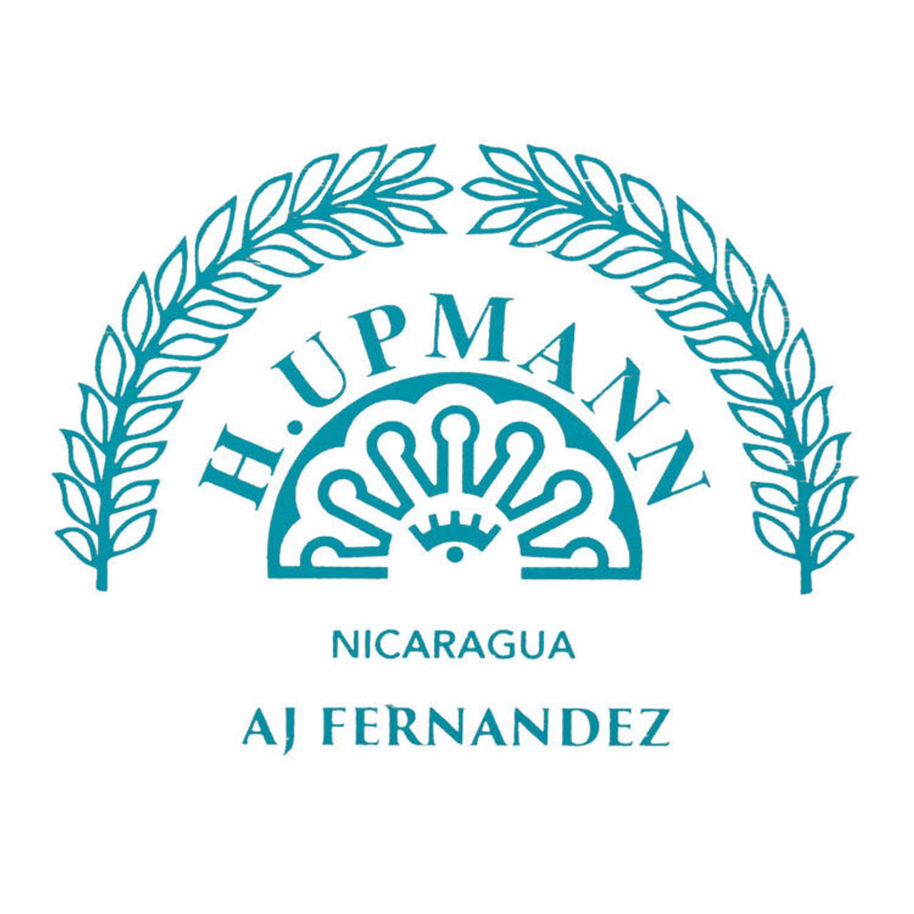 H. Upmann by AJ Fernandez Toro Tube Cigars - 6.0 x 54 (Box of 20)
