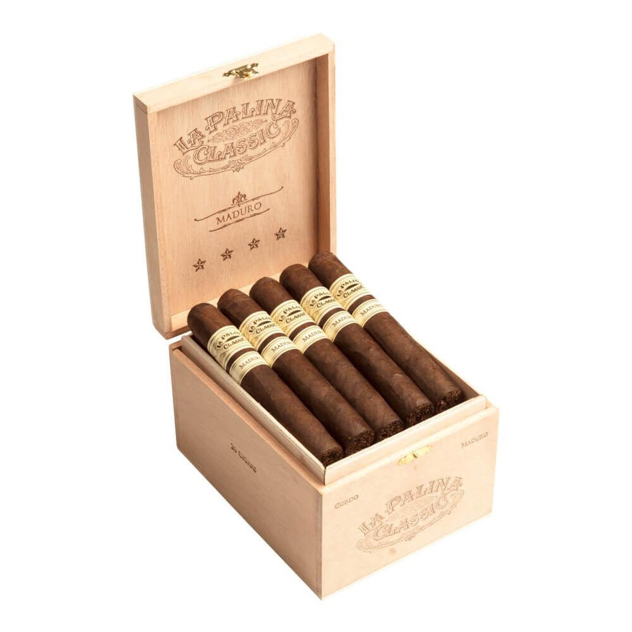 La Palina Classic Maduro Toro Cigars - 6.25 x 50 (Box of 20)