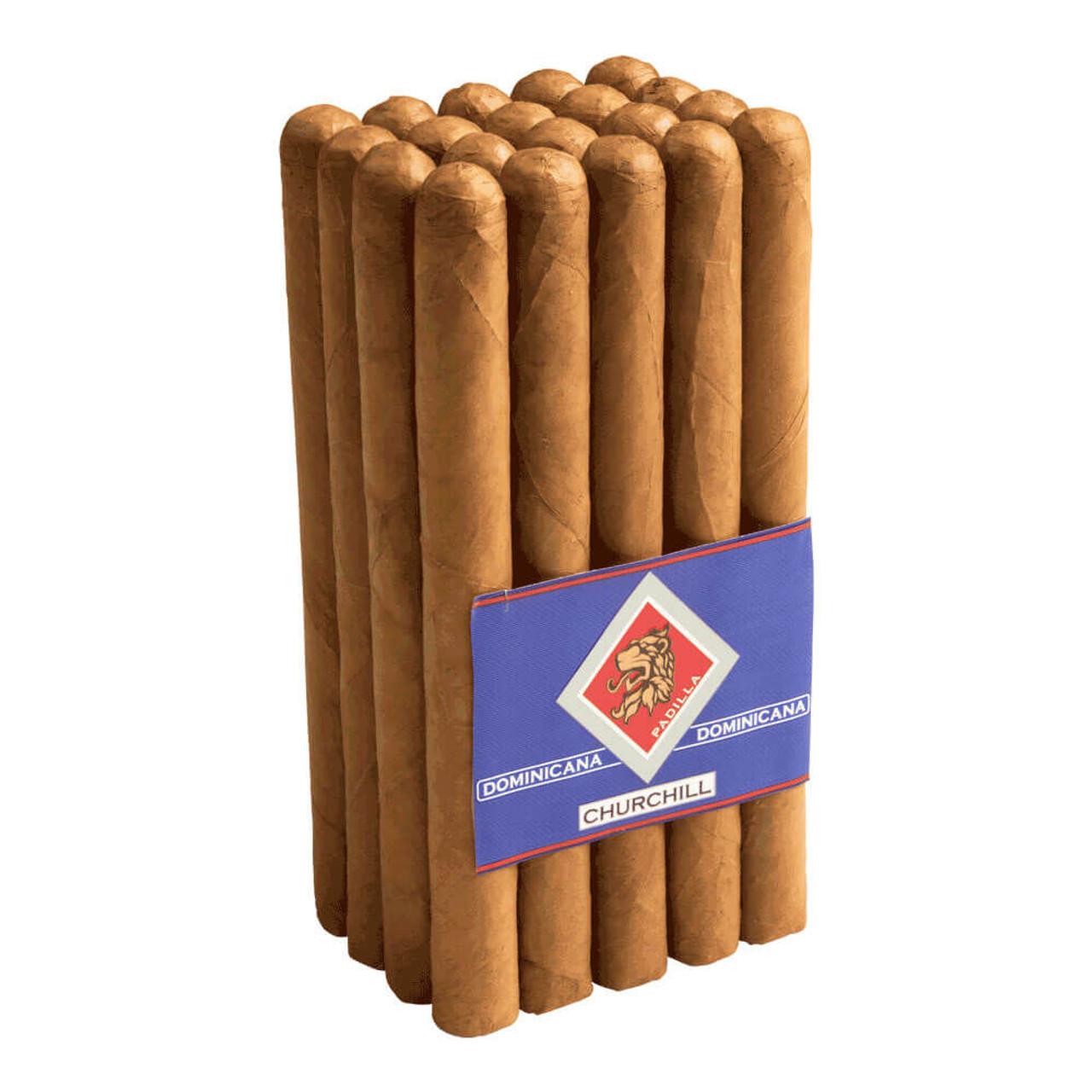 Padilla Dominicana Churchill Cigars - 7.5 x 50 (Bundle of 20)