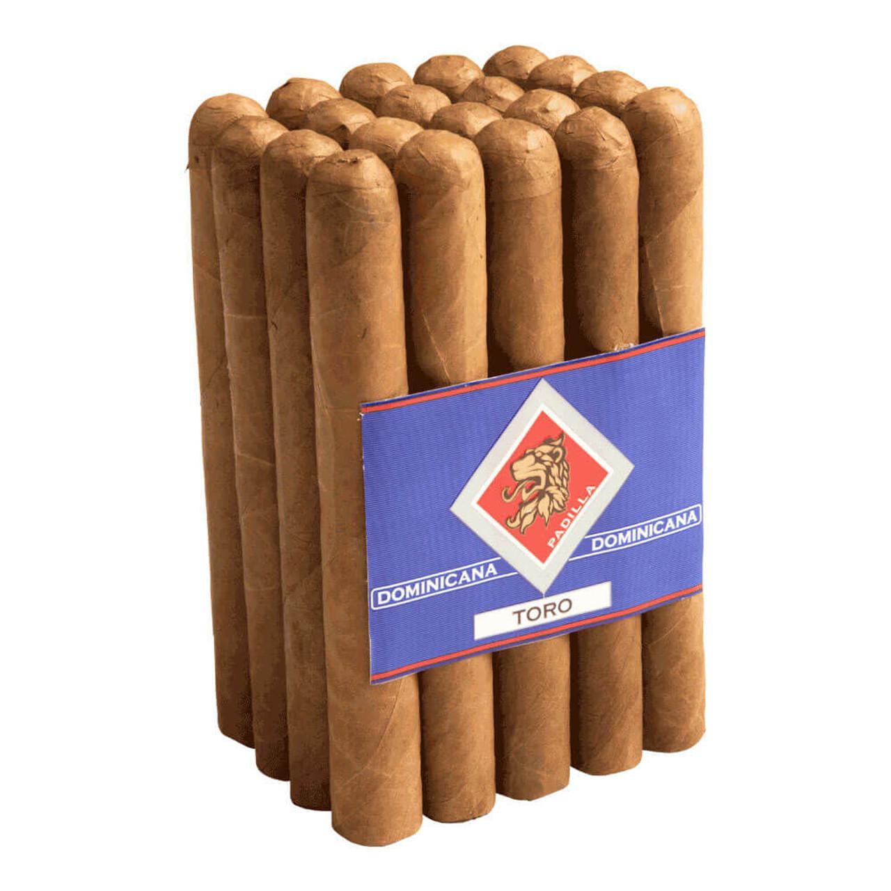 Padilla Dominicana Toro Cigars - 6.0 x 50 (Bundle of 20)