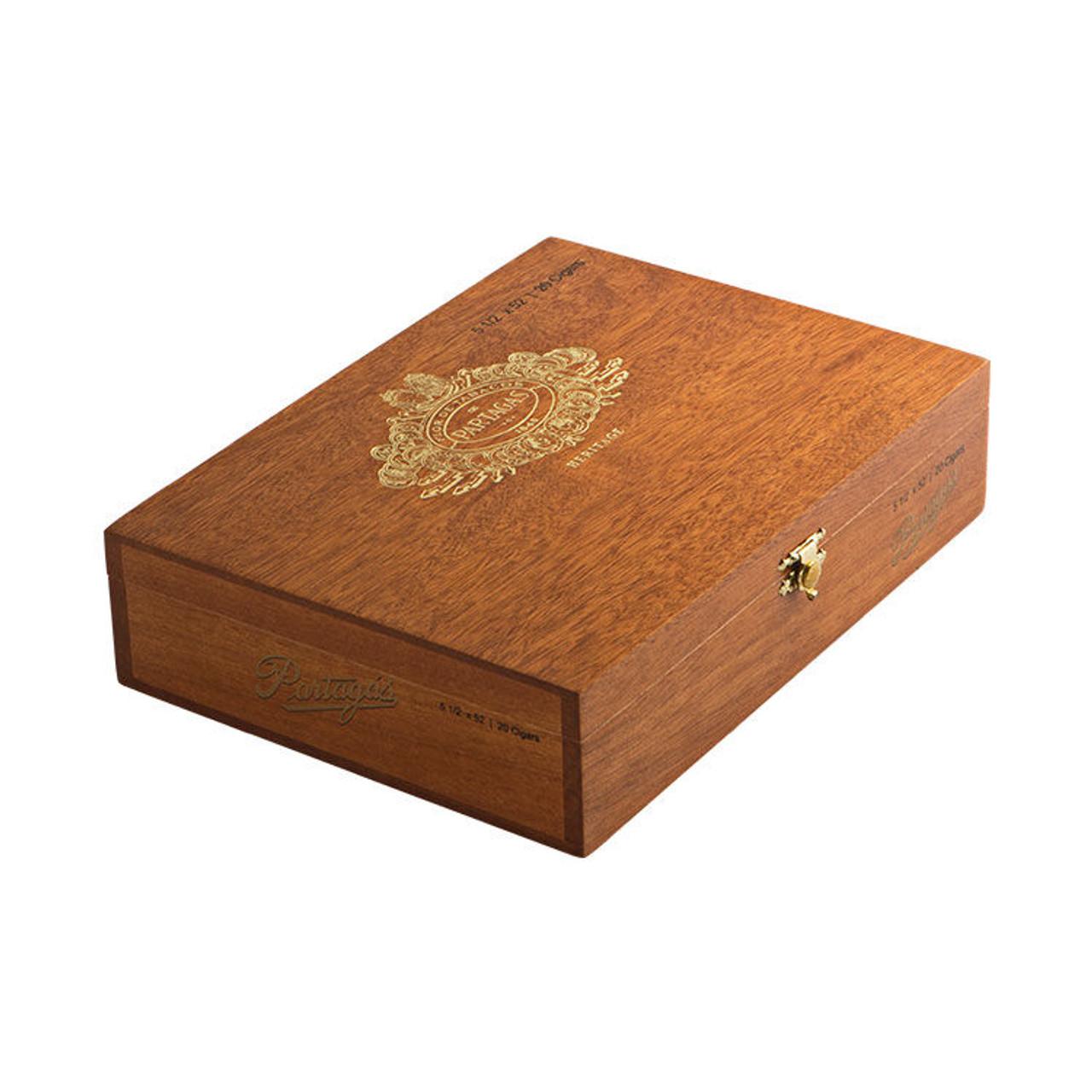 Partagas Heritage Churchill Cigars - 7.0 x 49 (Box of 20)