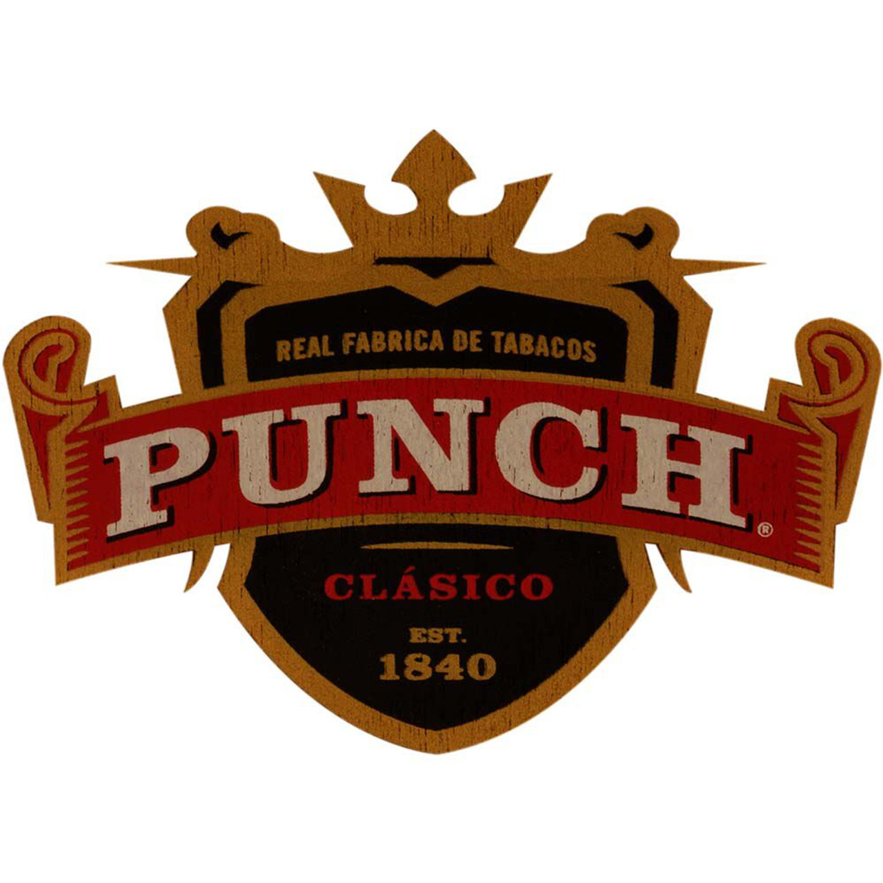 Punch Heritage Reserve Rothschilde Cigars - 4.5 x 50 (Box of 18)