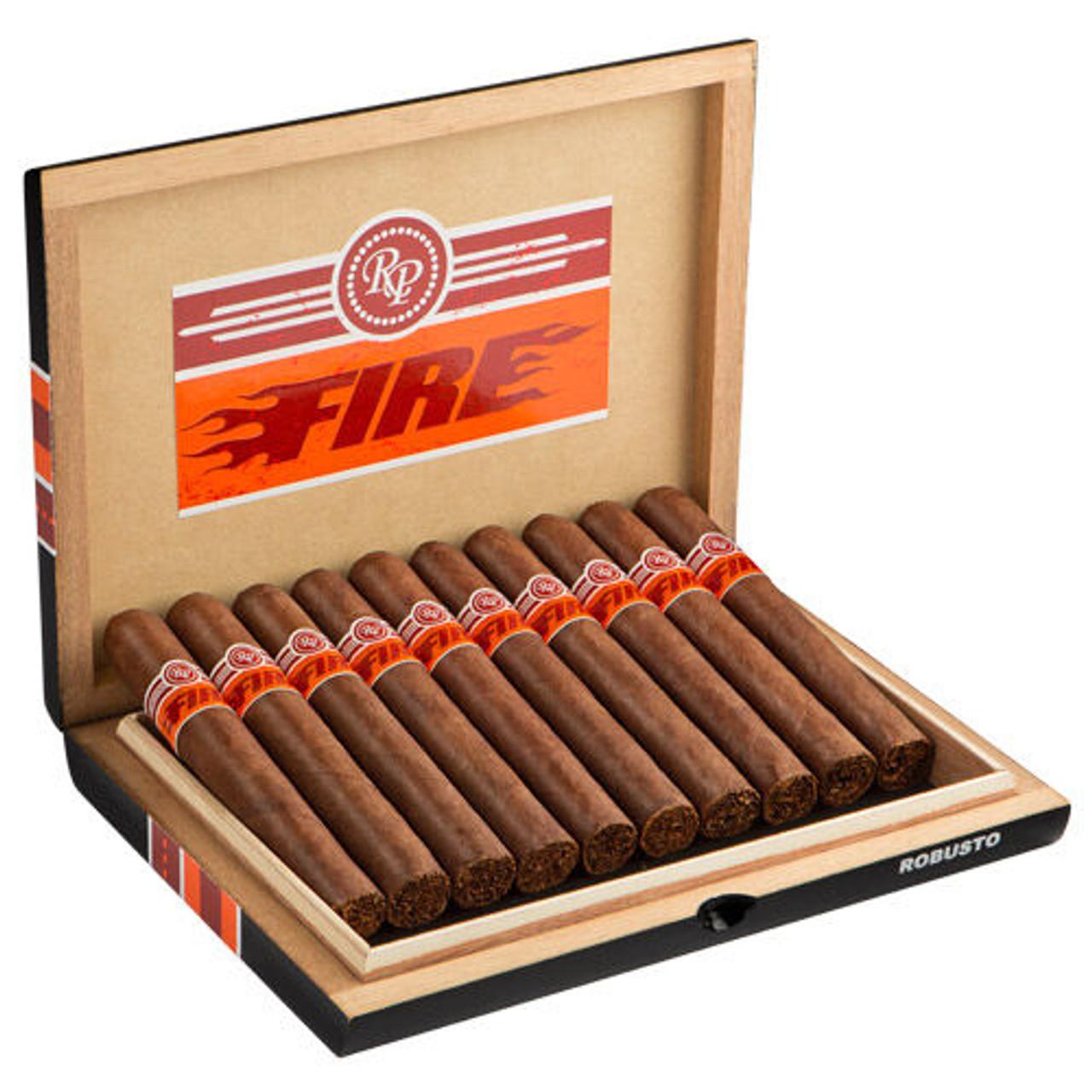 Rocky Patel Fire Gordo Sixty Cigars - 6.0 x 60 (Box of 10)