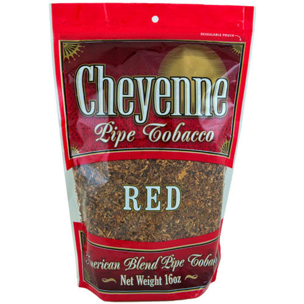 Cheyenne Fine-Cut Tobacco Red | 16 Oz. Bag