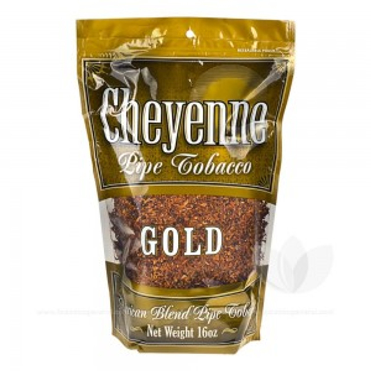 Cheyenne Fine-Cut Tobacco Gold | 16 Oz. Bag