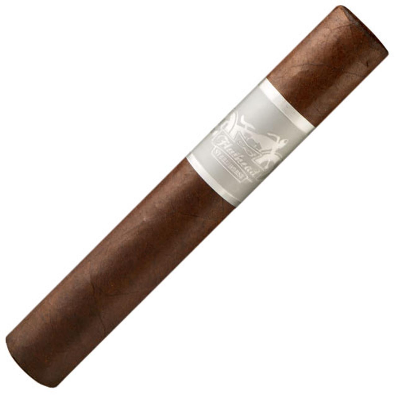 CAO Flathead Steel Horse Bullneck Cigars - 6.5 x 66 (Box of 18)