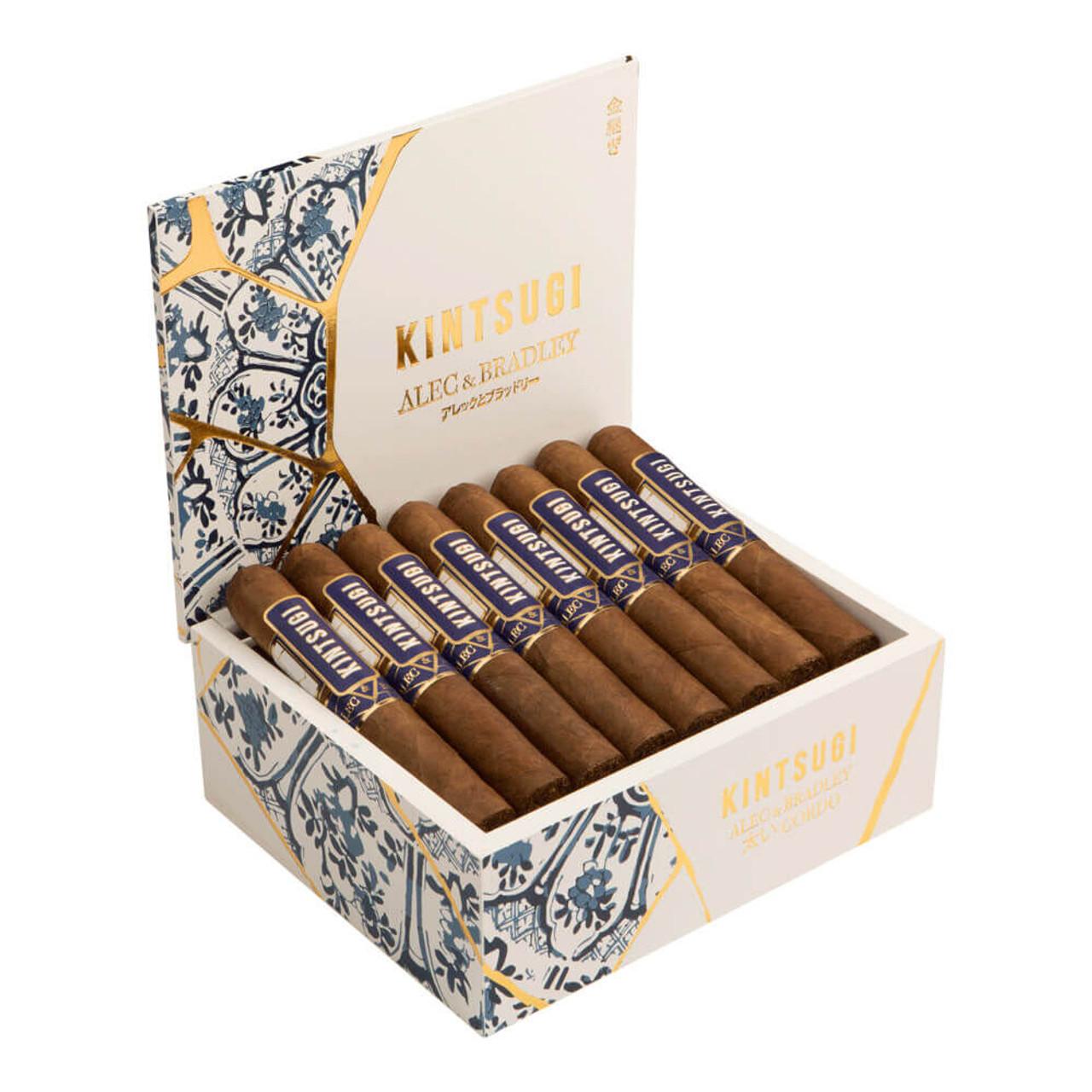 Alec & Bradley Kintsugi Gordo Cigars - 6.0 x 60 (Box of 24)