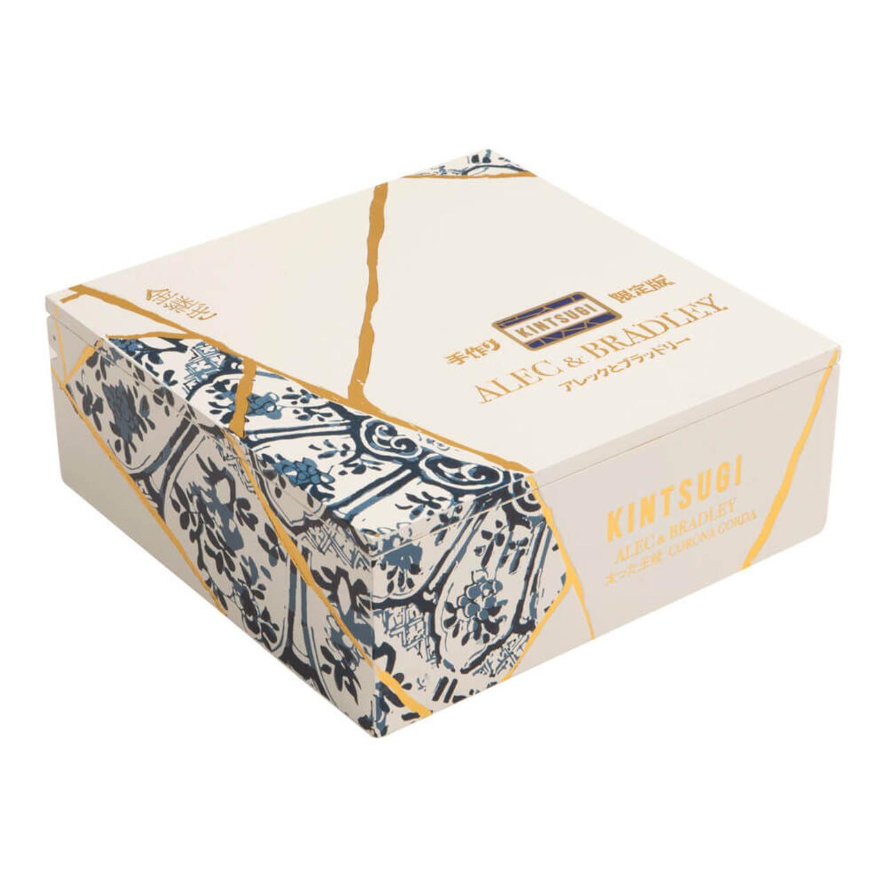 Alec & Bradley Kintsugi Corona Gorda Cigars - 5.63 x 46 (Box of 24)