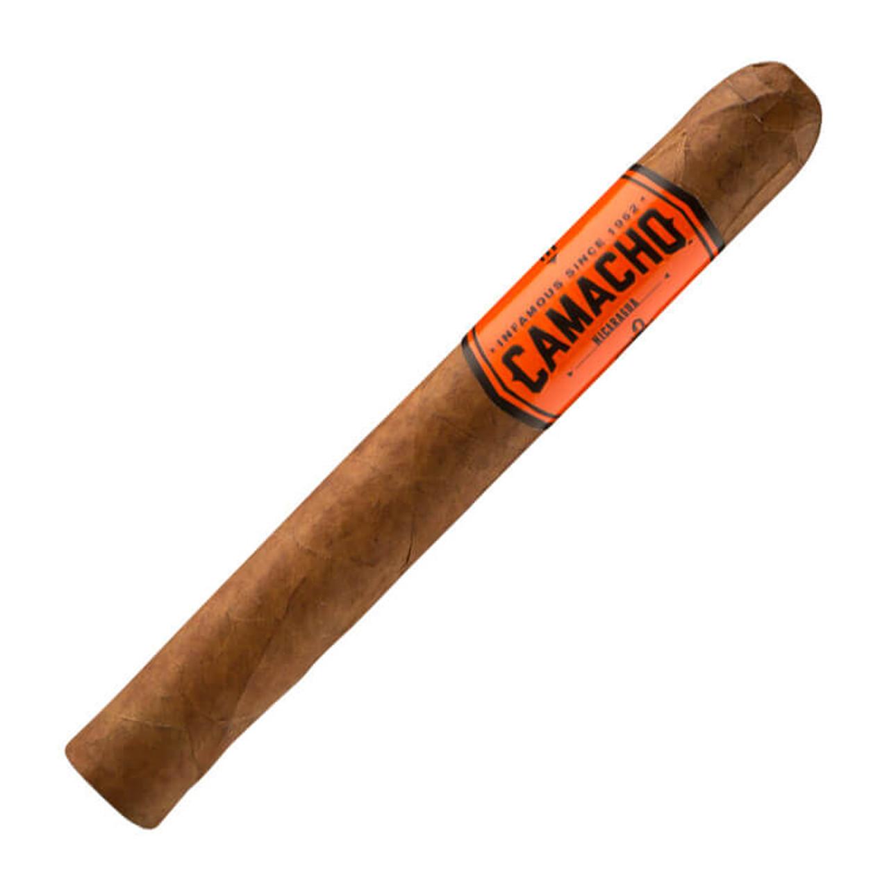 Camacho Nicaragua Churchill Cigars - 7.0 x 56 (Box of 20)