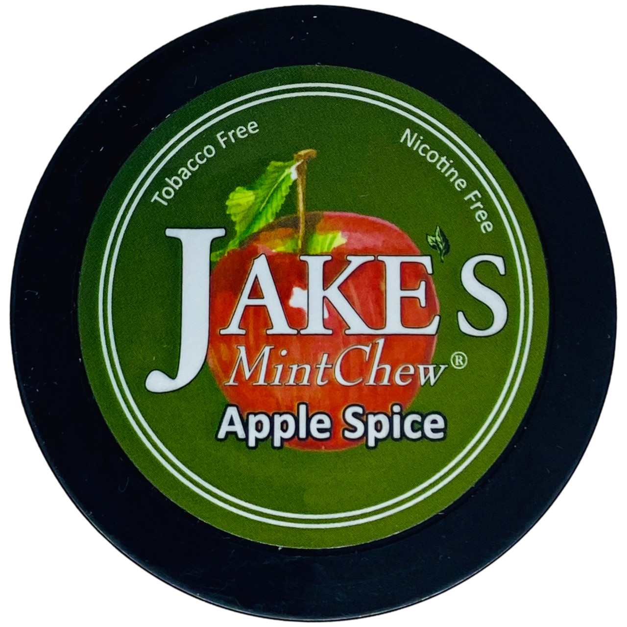 Jake's Mint Herbal Chew Apple Spice 1 Can