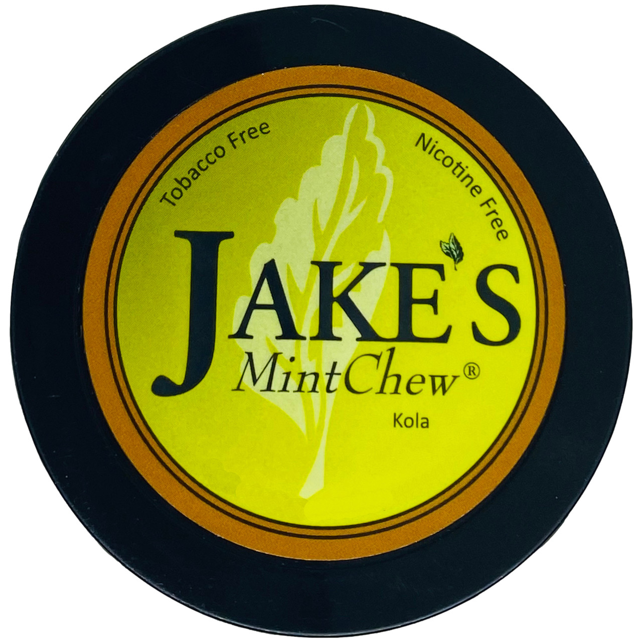 Jake's Mint Herbal Chew Kola 1 Can