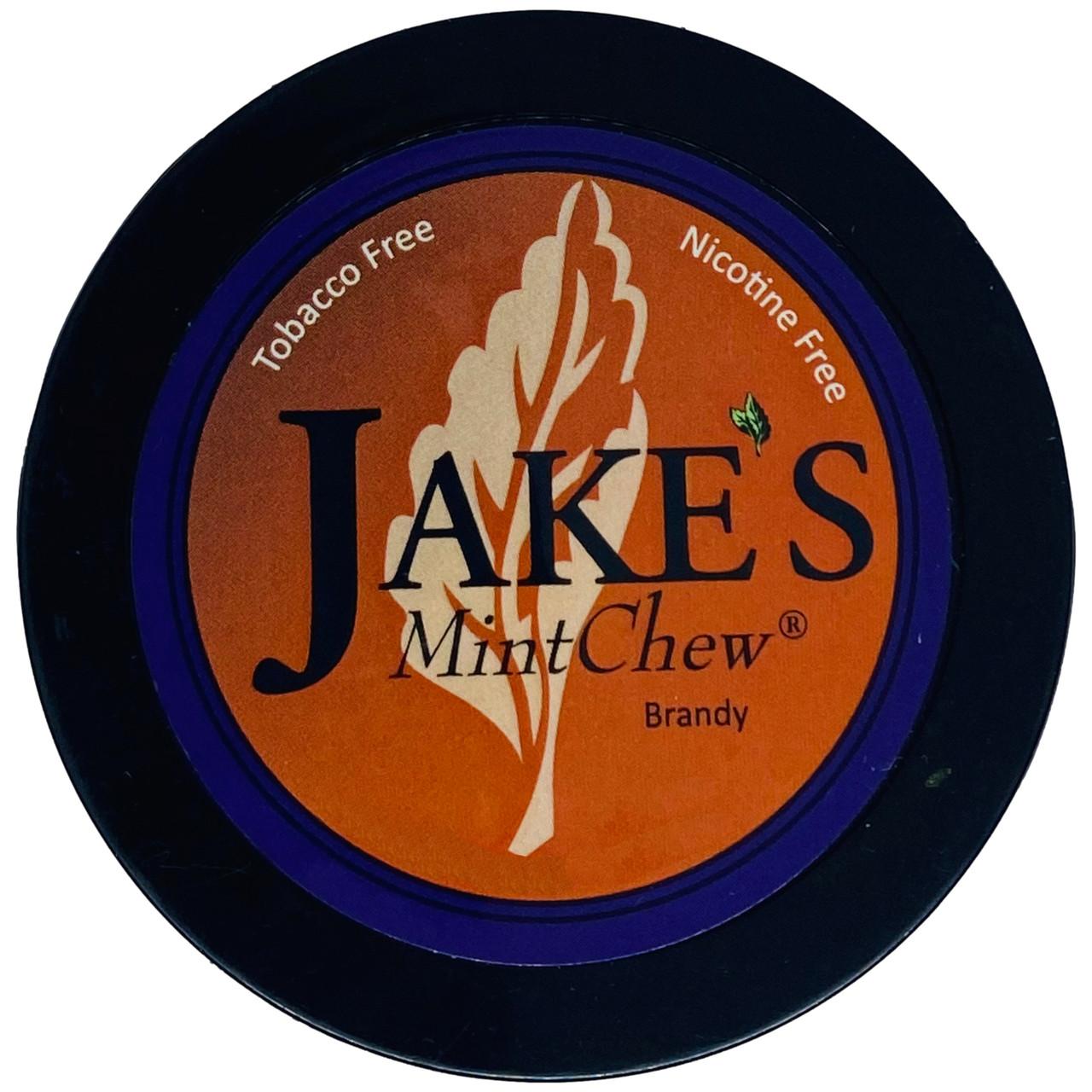 Jake's Mint Herbal Chew Brandy 1 Can