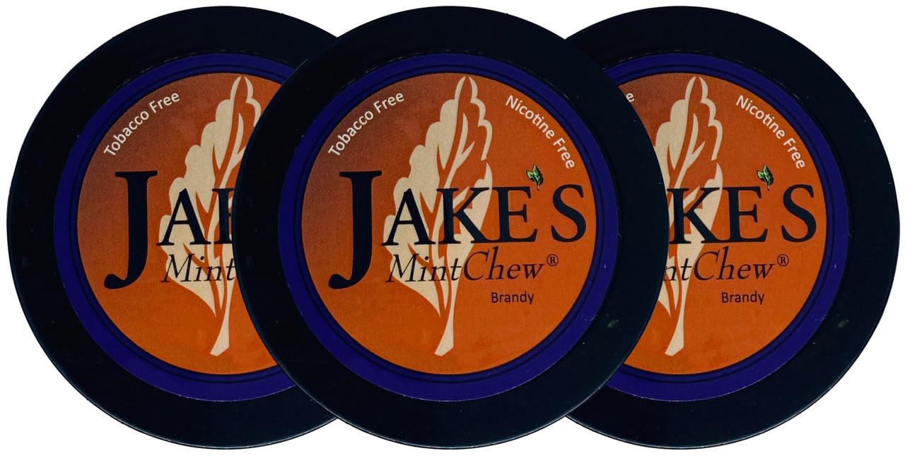 Jake's Mint Herbal Chew Brandy 3 Cans