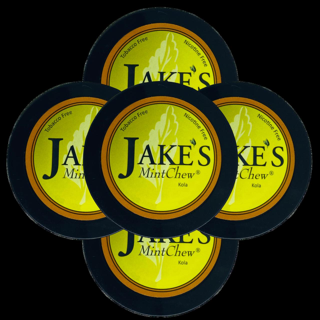 Jake's Mint Herbal Chew Kola 5 Cans