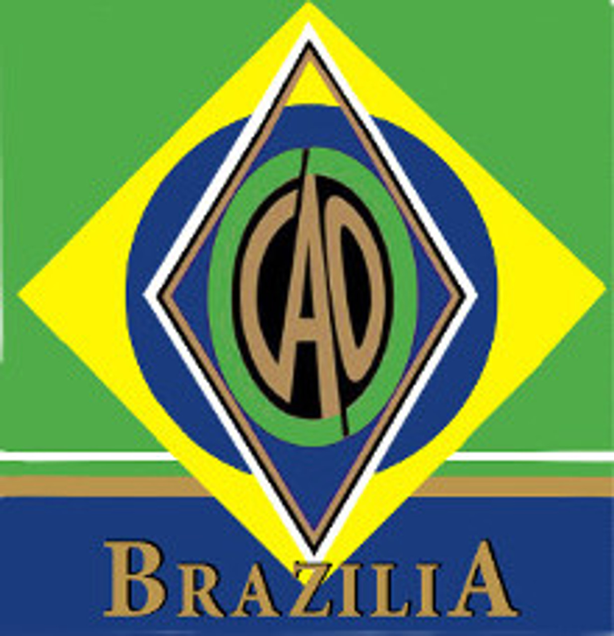 CAO Brazilia Samba Cigars - 6 1/4 x 54 (Box of 20)