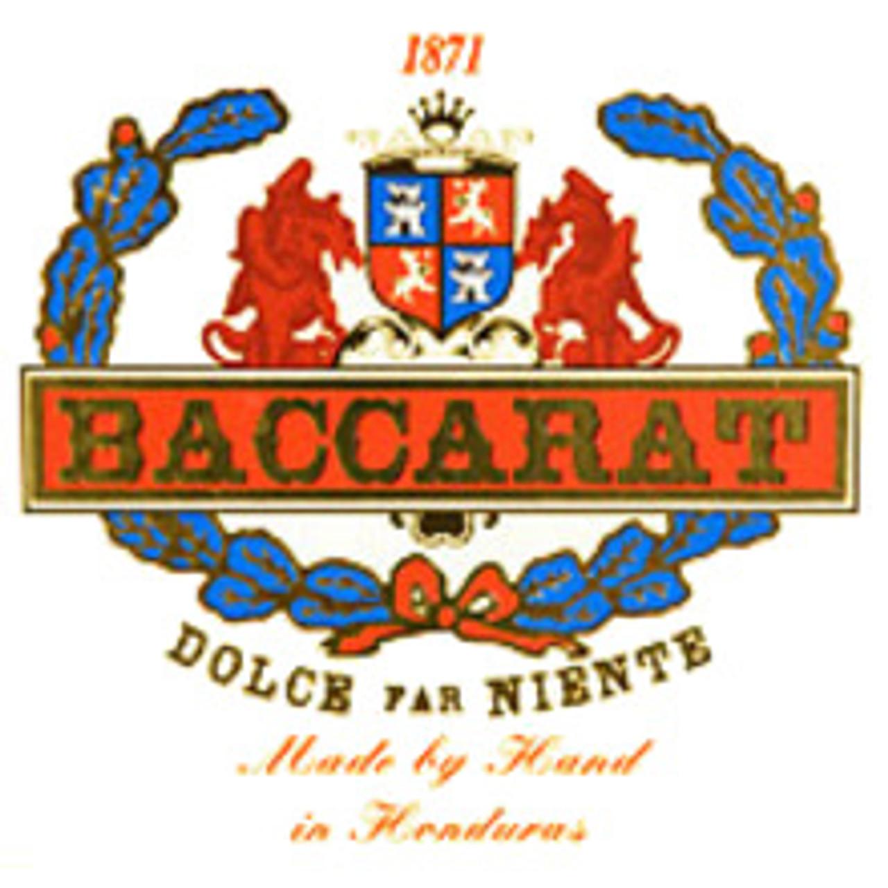 Baccarat Toro Cigars - 6 x 50 (Box of 25)