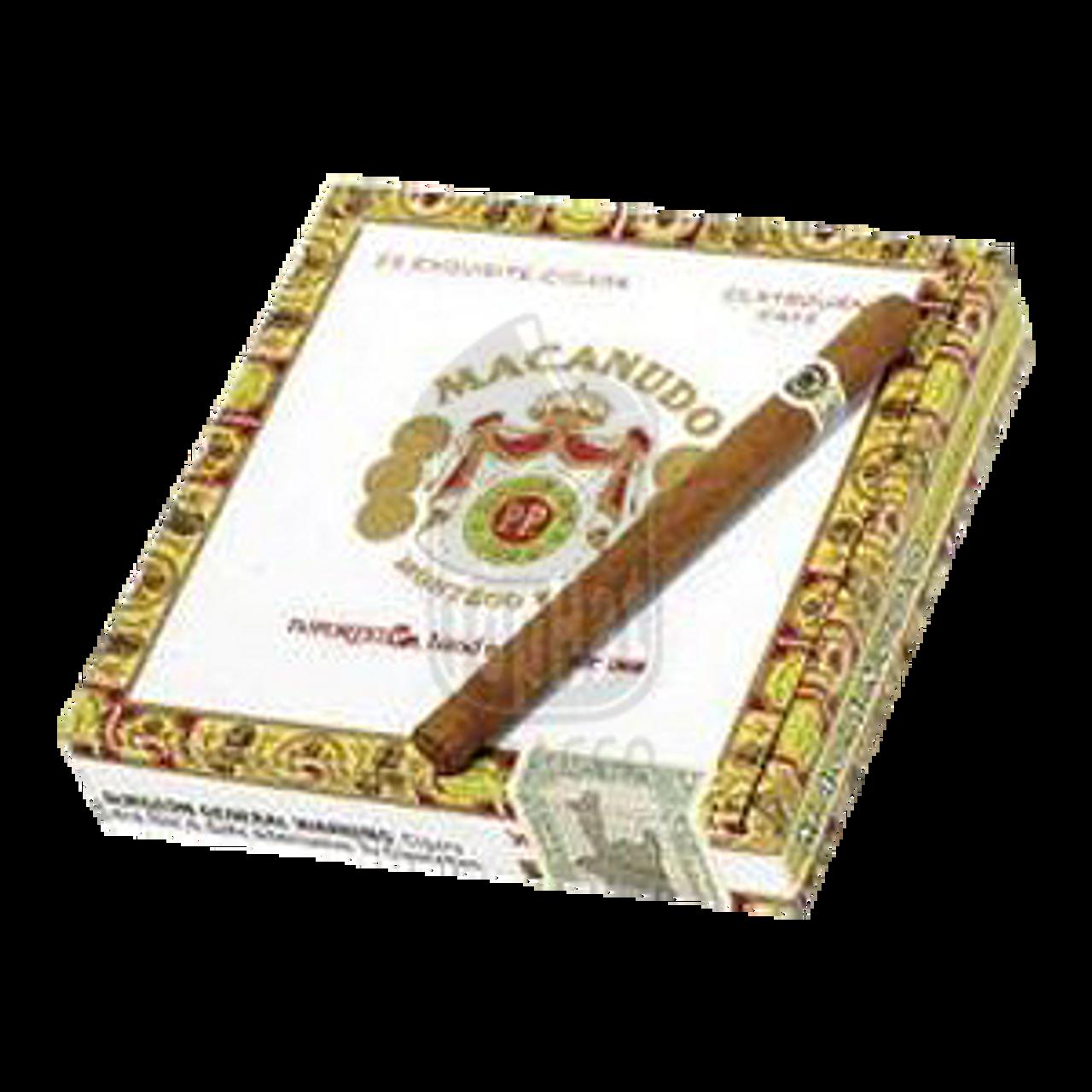 Macanudo Claybourne Cigars - 6 x 31 (Box of 25)