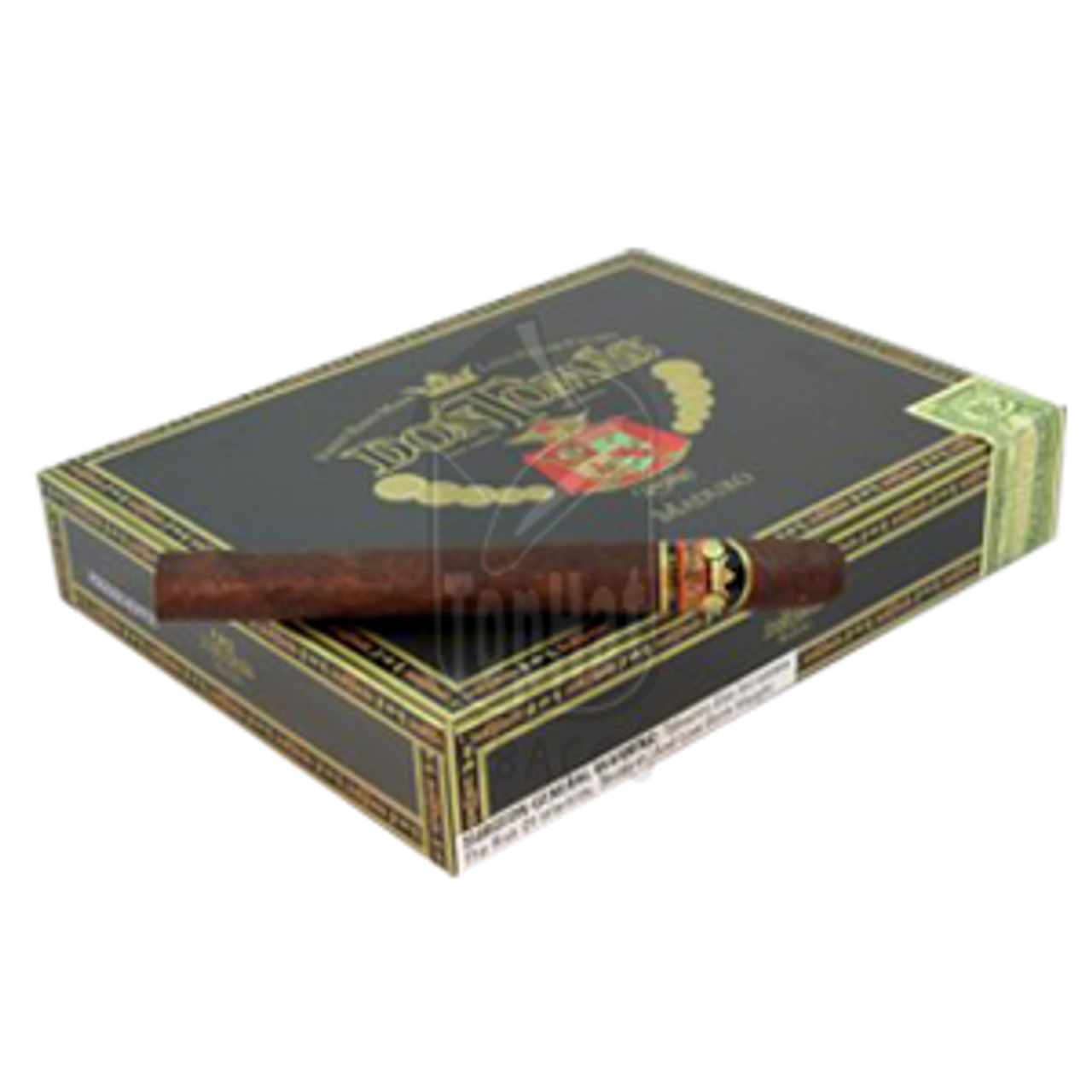 Don Tomas Clasico Presidente Maduro Cigars - 7 x 50 (Box of 25)