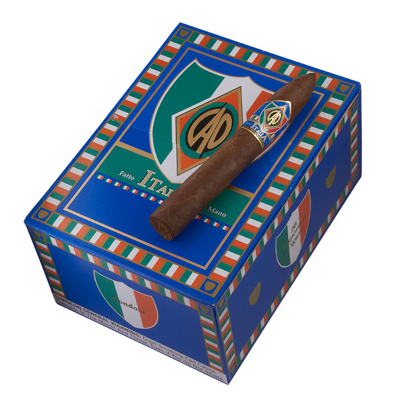 CAO Italia Gondola Cigars - 6 1/4 x 54 (Box of 20)