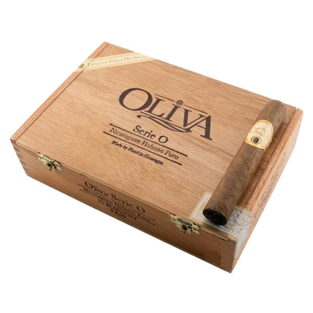 Oliva Serie O Robusto Cigars - 5 x 50 (Box of 20)