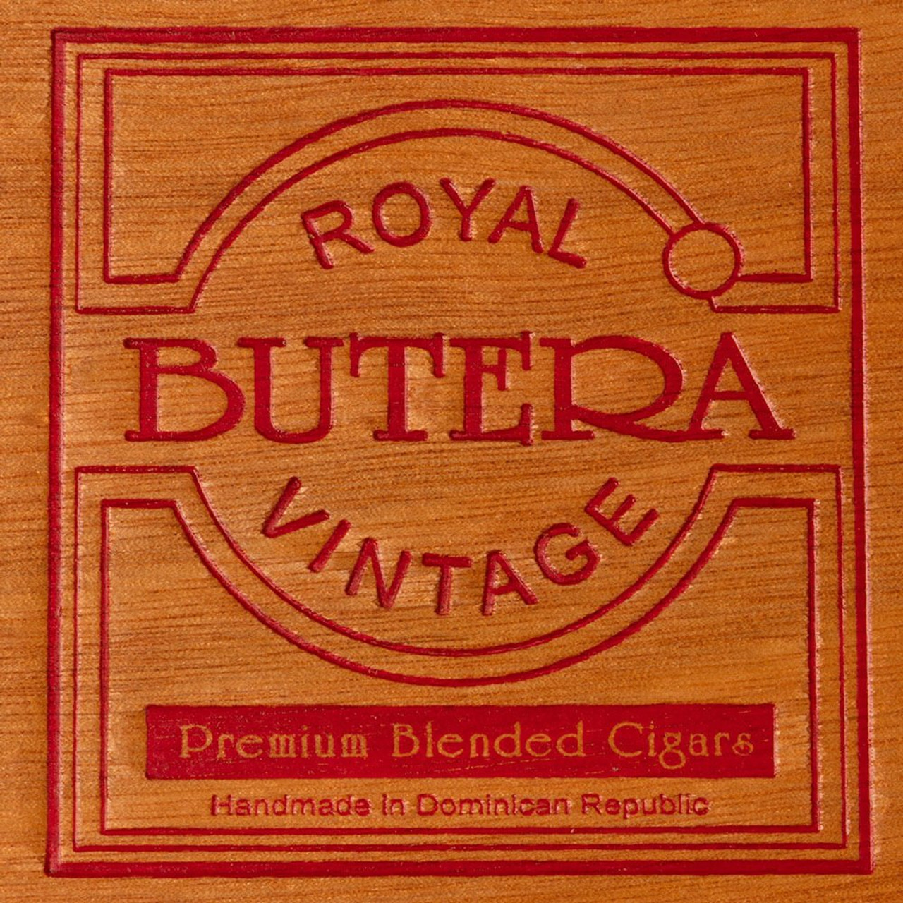Butera Royal Vintage Logo