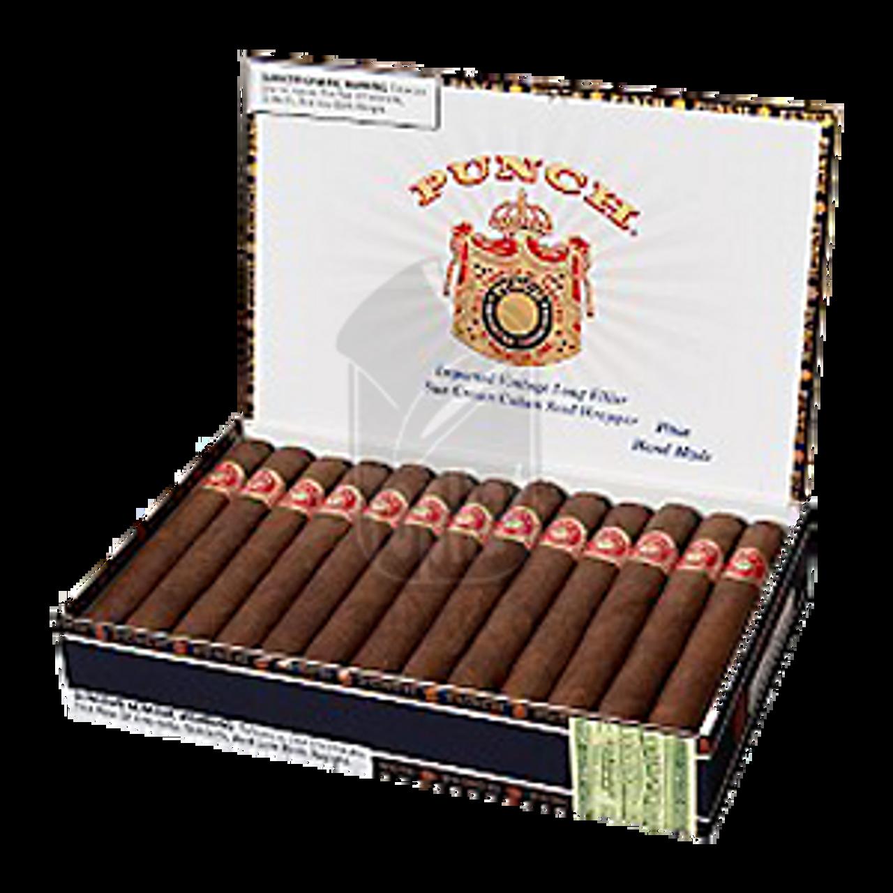 Punch Rothschild Cigars - 4 1/2 x 50 (Box of 50)