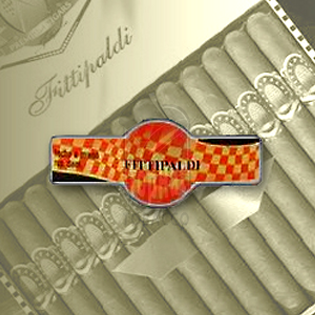 Fittipaldi Valentina Mandarin Cigars - 3 3/8 x 22 (5 Tins of 13)