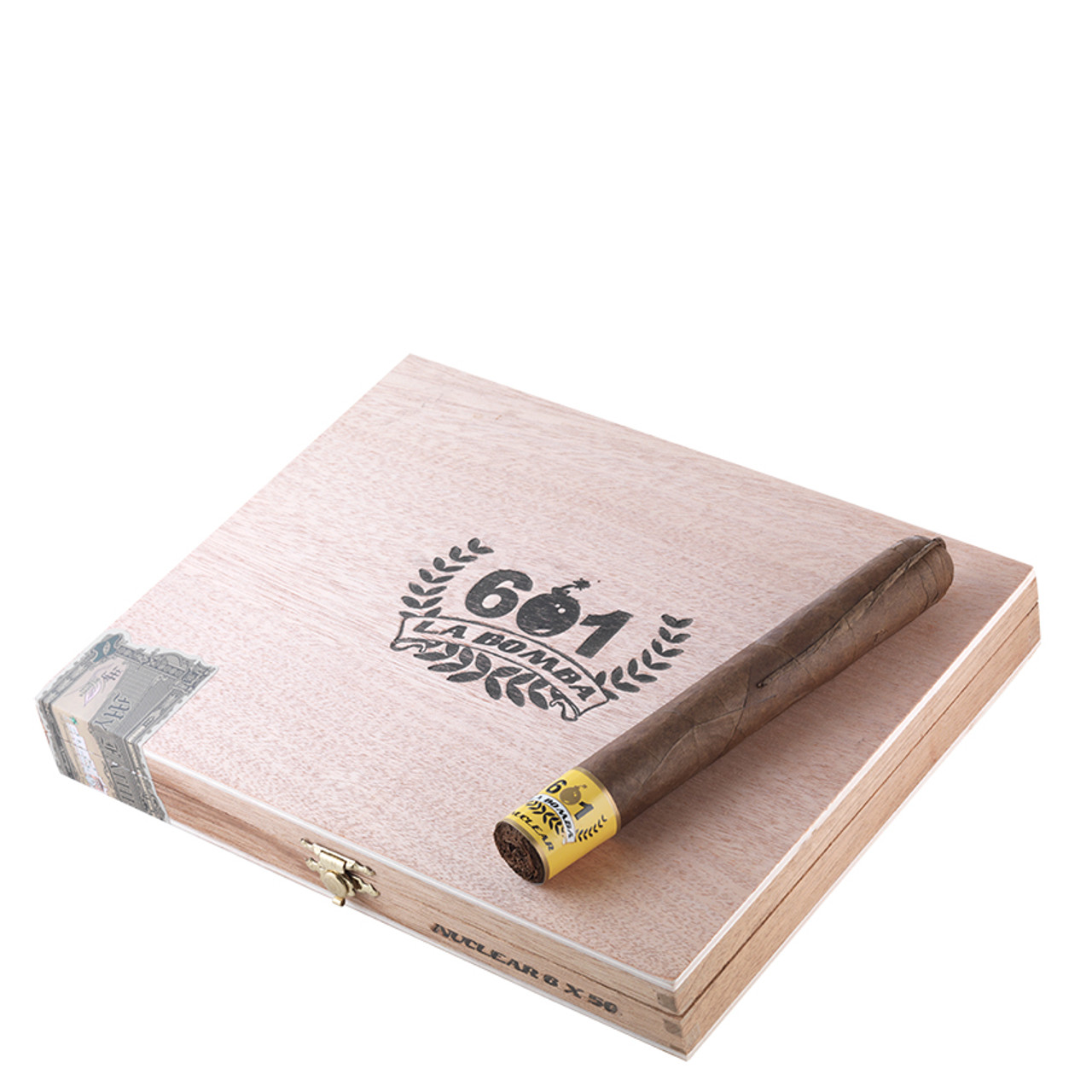 601 La Bomba Nuclear - 6 x 50 Cigars (Box of 10)