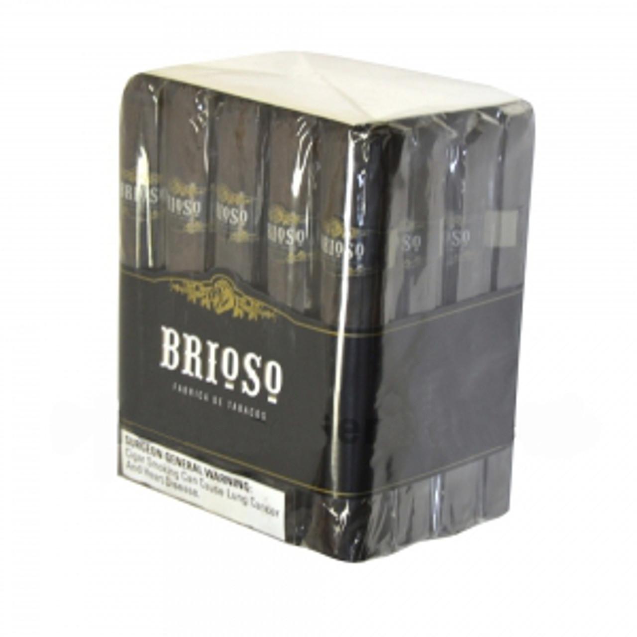 Brioso Gigante Maduro Cigars - 6 x 60 (Bundle of 20)