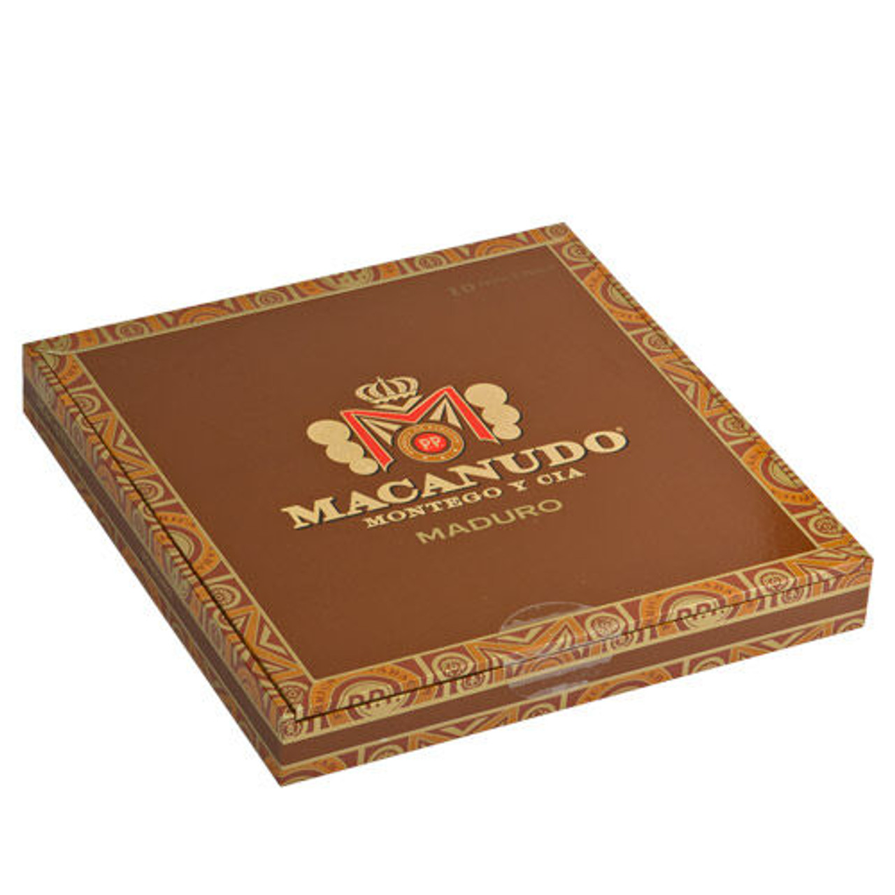 Macanudo Ascot Maduro Cigars - single tin