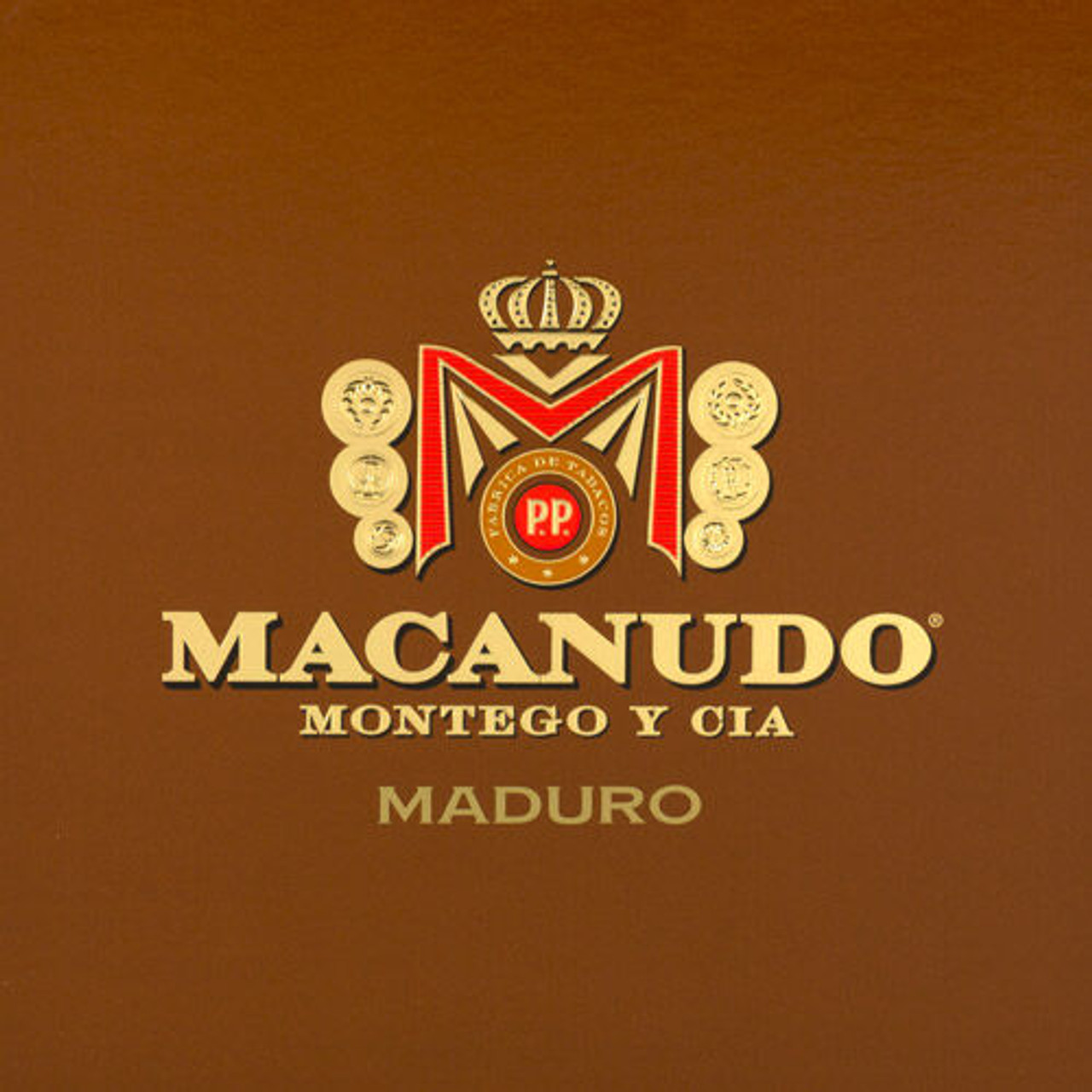 Macanudo Ascot Maduro Cigars Logo