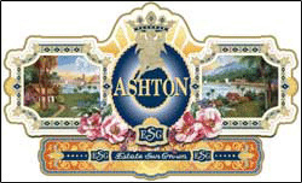 Ashton ESG 23 Year Salute Cigars - 6 1/4 x 52 (Cedar Chest of 25)