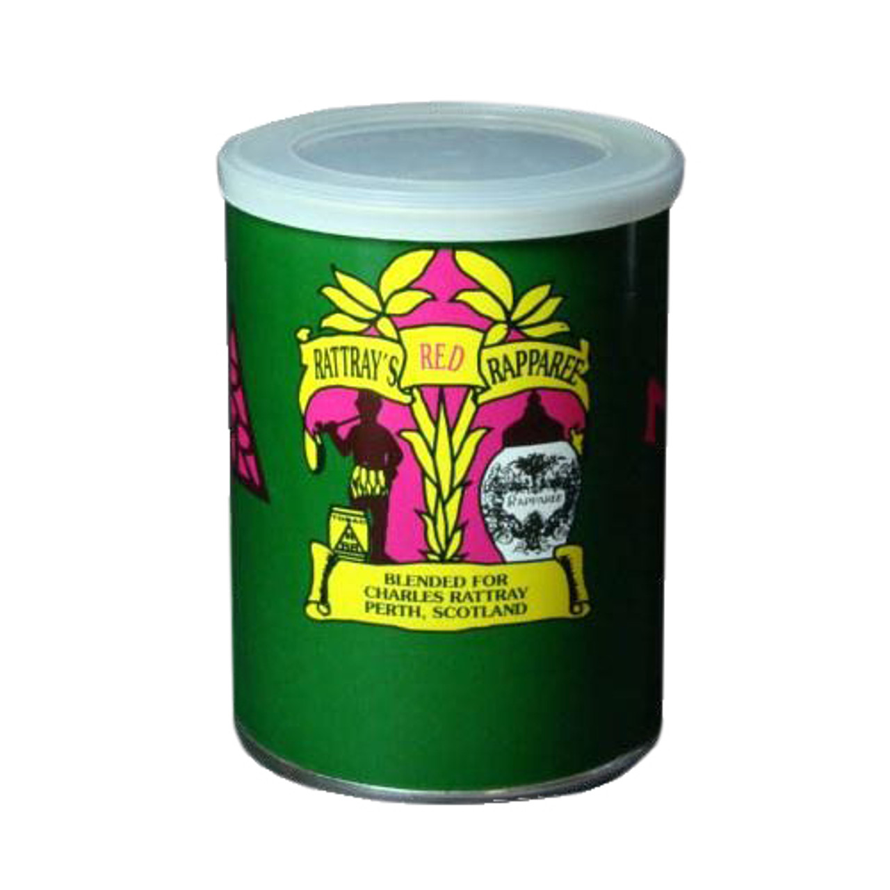Rattray's Red Rapparee Pipe Tobacco | 3.5 OZ TIN