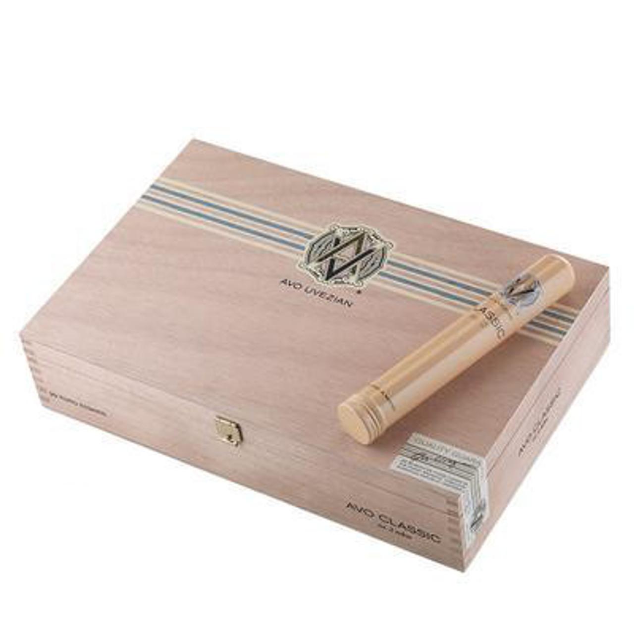 AVO Classic No. 2 Tubos Cigars - 6 X 50 (Box of 20)