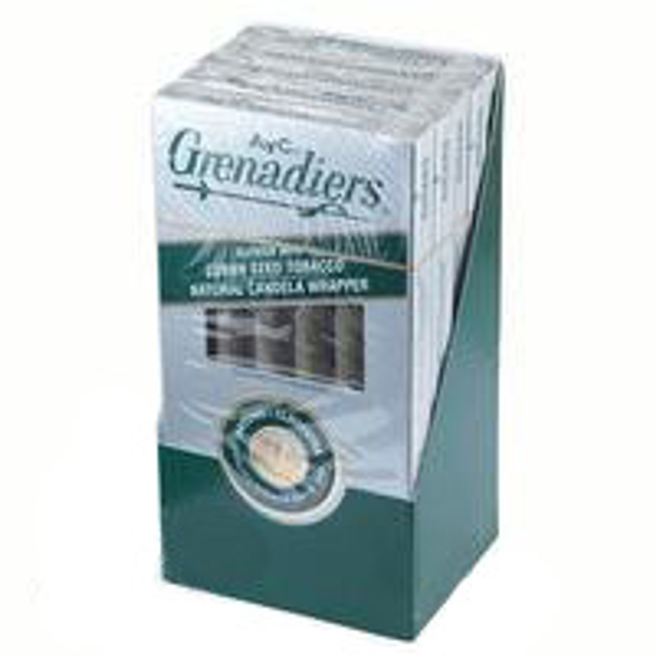 Antonio Y Cleopatra Grenadier Cigars (5 Packs Of 6) - Dbl. Claro