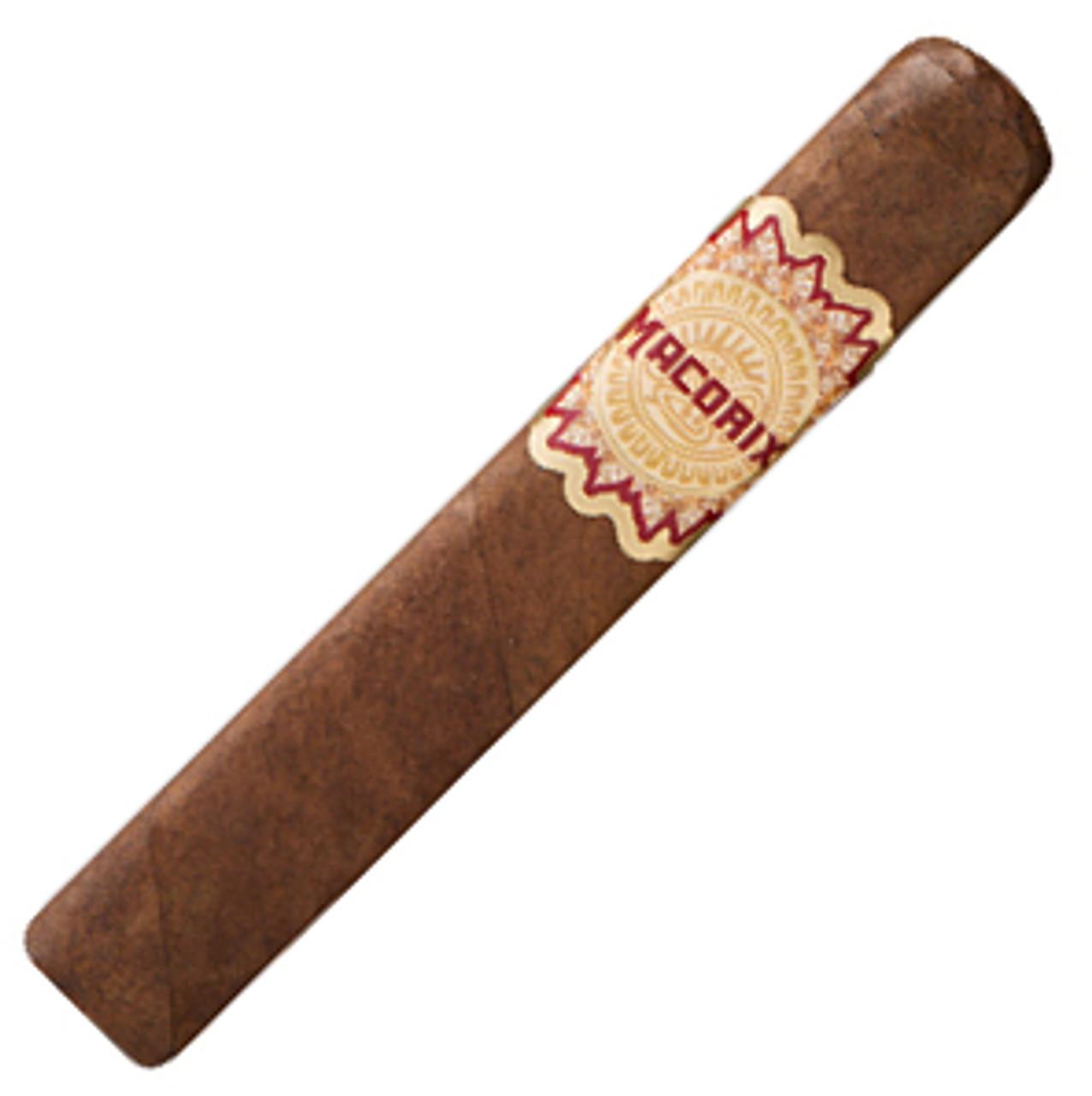 Macorix Sumatra Robusto Cigars - 5 x 50 (Box of 20)