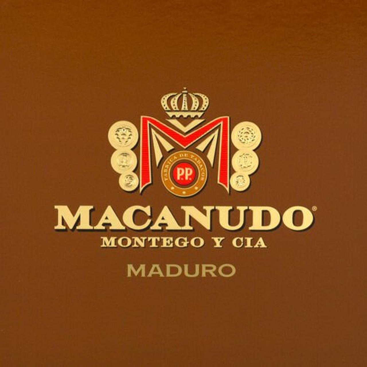 Macanudo Maduro Cigars Logo