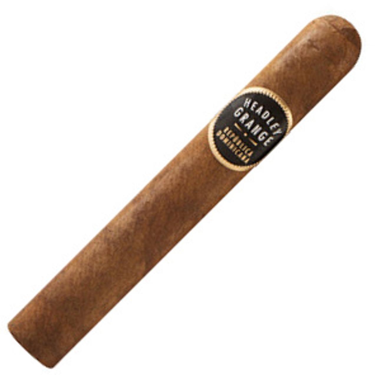 Headley Grange Hermoso No.4 Cigars - 5 x 48 (Box of 24)