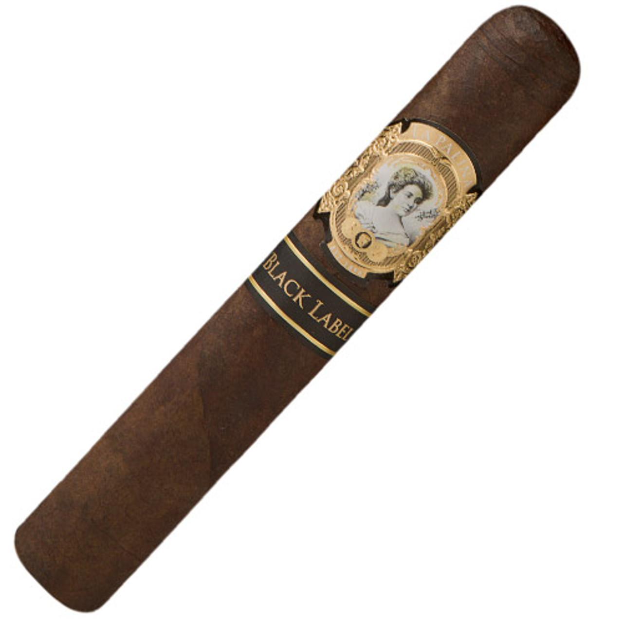 La Palina Black Label Robusto Cigars - 5 x 52 (Box of 20)