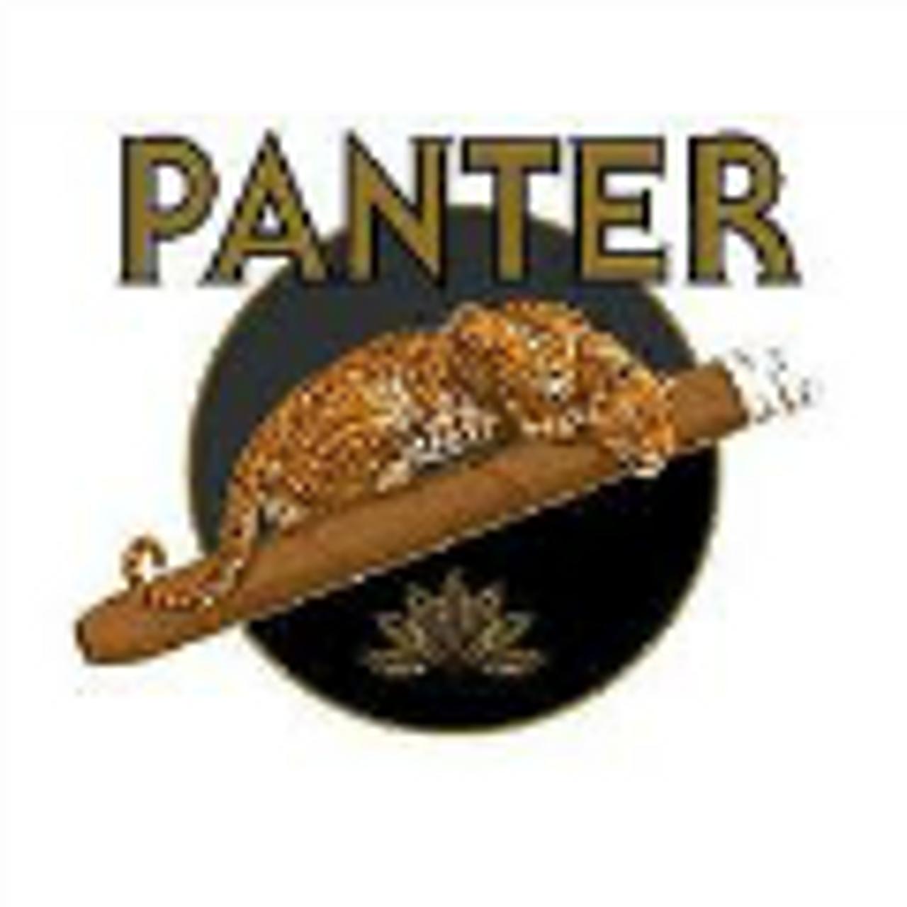 Panter Blue Cigars (10 Packs of 20) - Natural