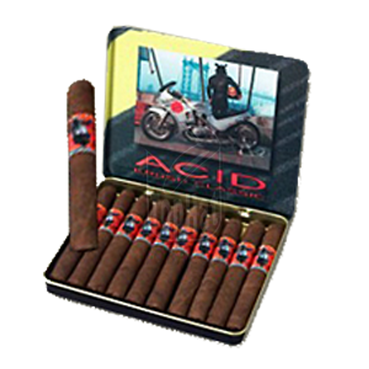 Acid Krush Red Cameroon Cigars - 4 x 32 (5 Tins of 10)