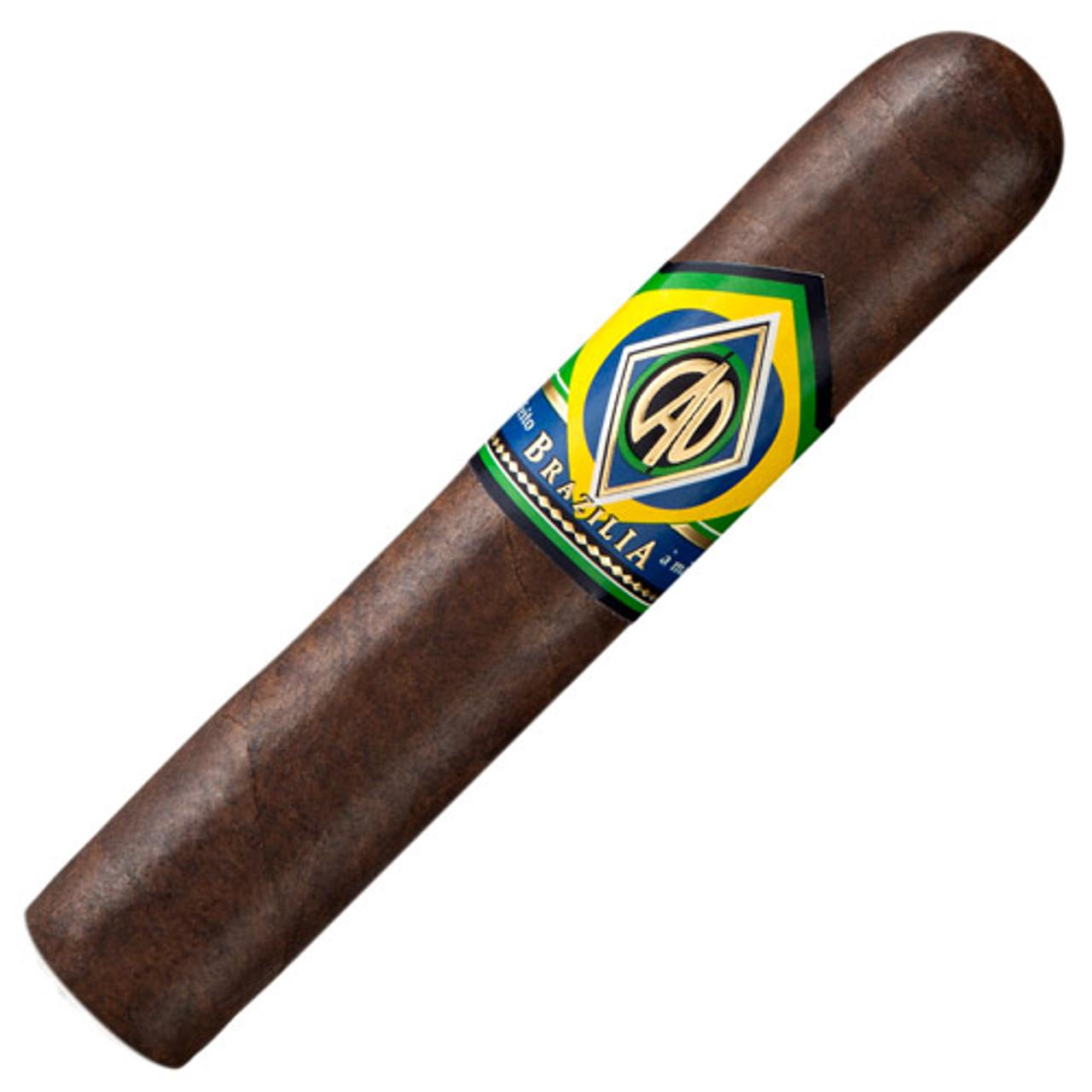 CAO Brazilia Gol Cigars - 5 x 56 (Box of 20)