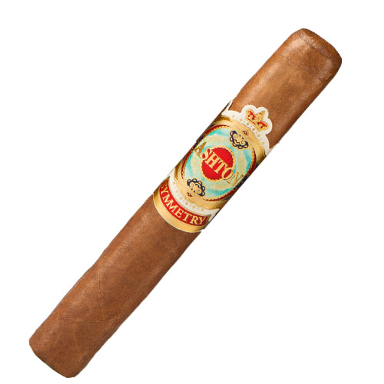 Ashton Symmetry Robusto Cigars - 5 x 50 (Cedar Chest of 25)