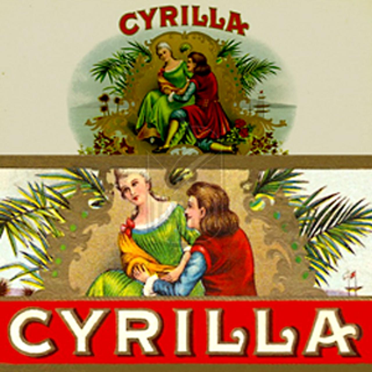 Cyrilla Kings Cigars - Maduro Cigars - 7 x 46 (Box of 25)