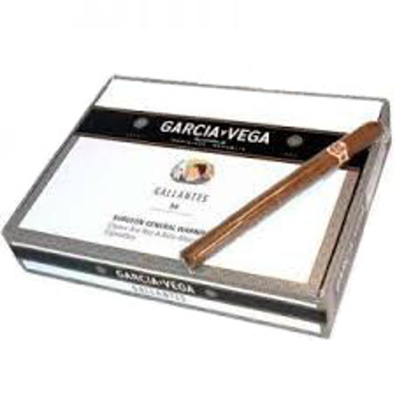 Garcia Y Vega Gallante Cigars (Box of 50) - Natural
