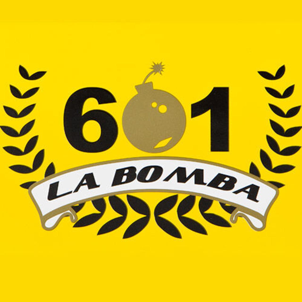 601 La Bomba Logo