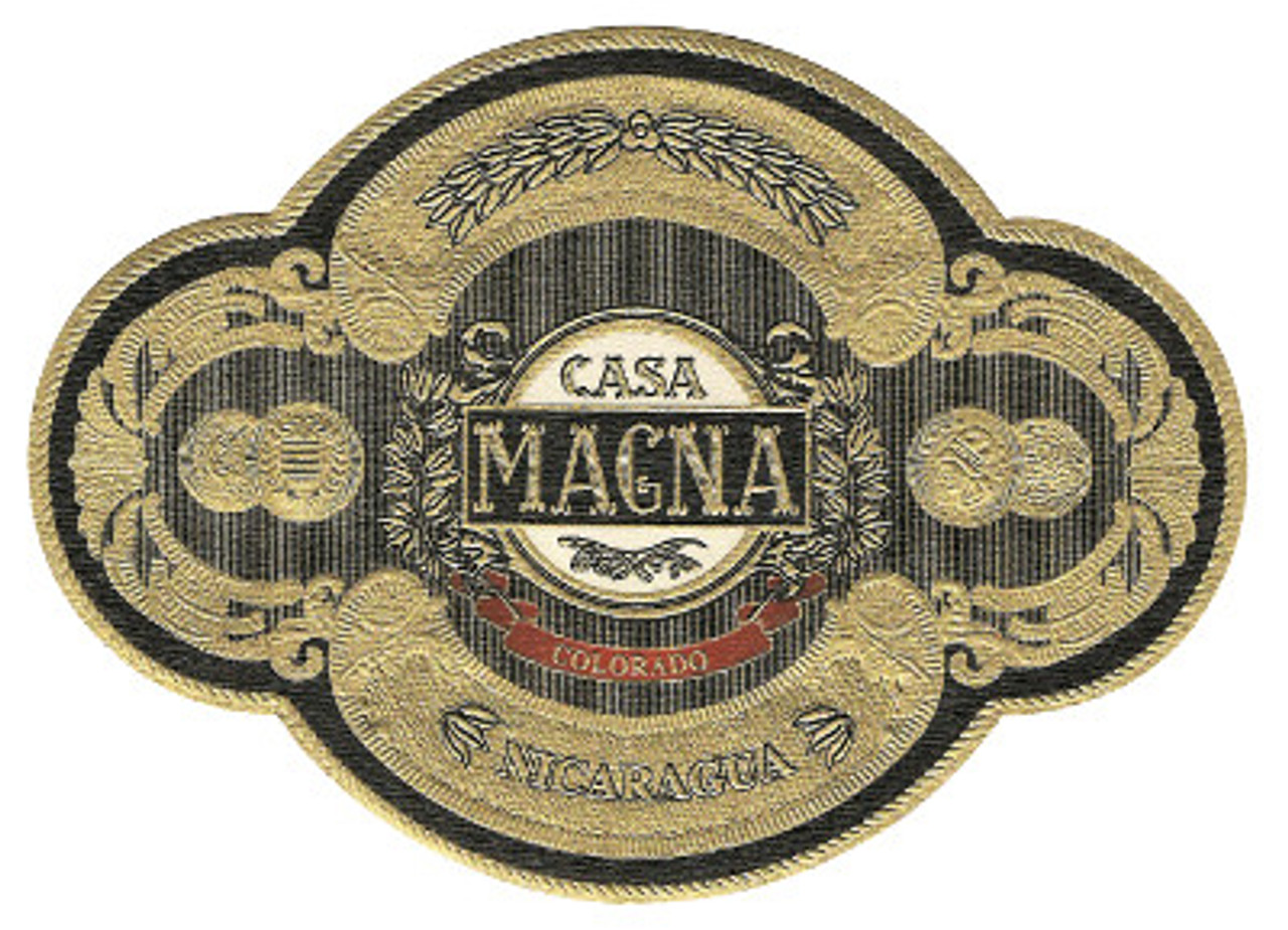 Casa Magna Colorado Belicoso Cigars - 6 1/2 x 54 (Box of 27)